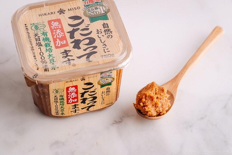 Hikari Miso Kodawattemasu   Easy Japanese Recipes at JustOneCookbook.com