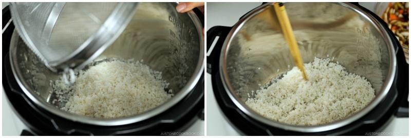 Instant Pot Takikomi Gohan 16