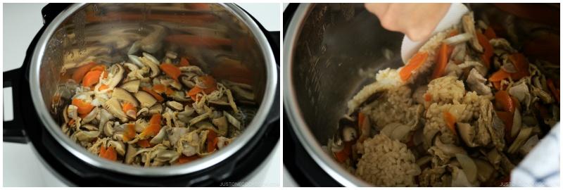 Instant Pot Takikomi Gohan 20
