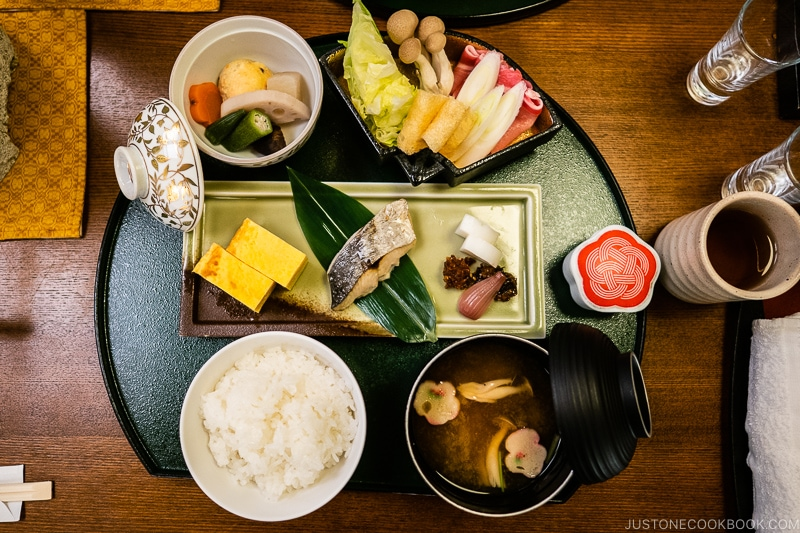 Japanese Dining Etiquette Guide Rice and Miso Soup