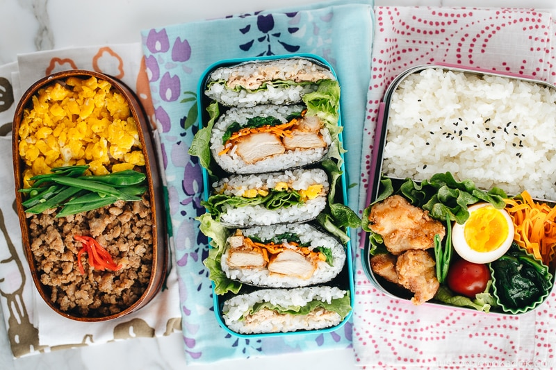 Meal Prep Bento Recipes Ideas: 3 Dollar Bento Challenge