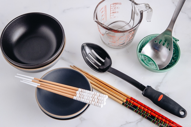 Hot pot tools you need.
