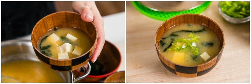 Vegan Miso Soup 9