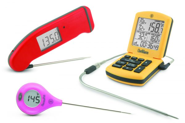cooking thermometers from ThermaWorks