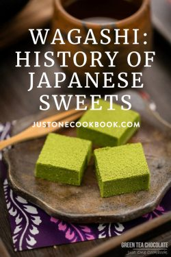 A guide to wagashi Japanese sweets