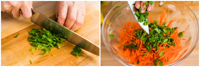Easy Carrot Salad 3