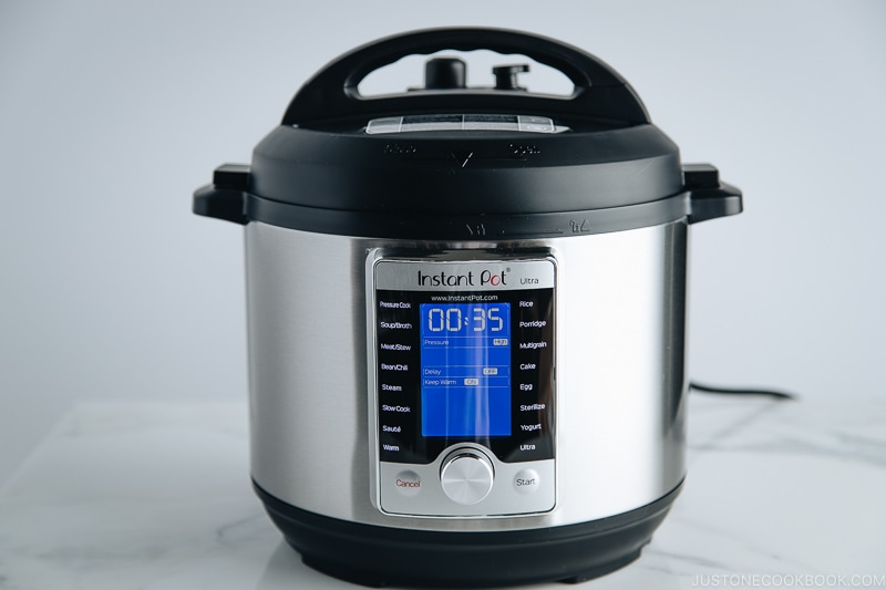 Instant Pot Ultra | Easy Japanese Recipes at JustOneCookbook.com