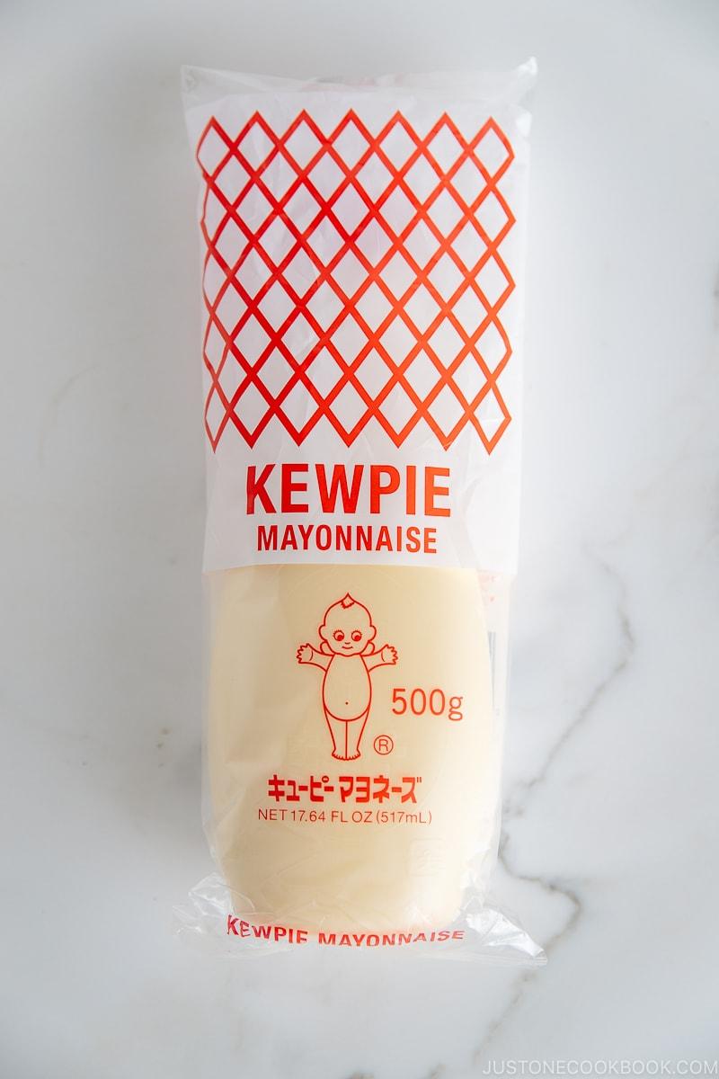 Portable Japanese Mayo Squeeze Bottle?