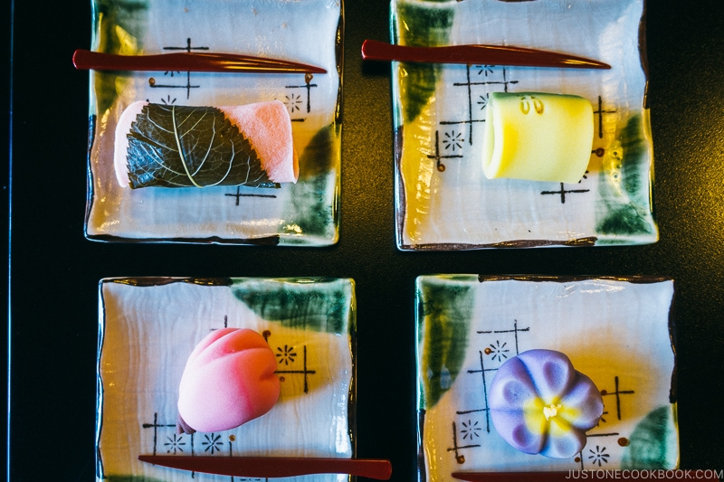 Wagashi and the History of Japanese Confectioneries | Easy Japanese Recipes at JustOneCookbook.com