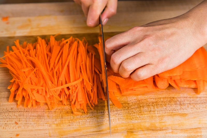Easy Carrot Salad | Easy Japanese Recipes at JustOneCookbook.com