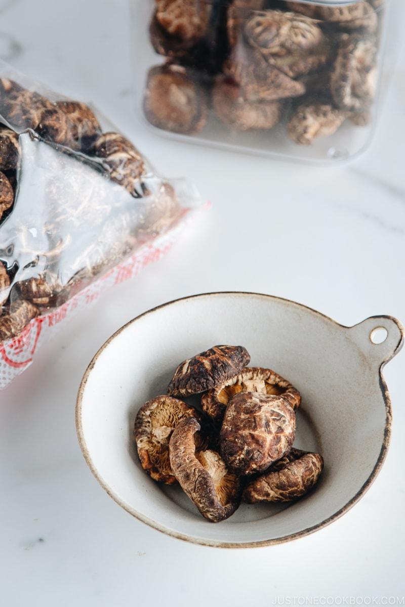 Dried Shiitake Mushrooms | Easy Japanese Recipes at JustOneCookbook.com