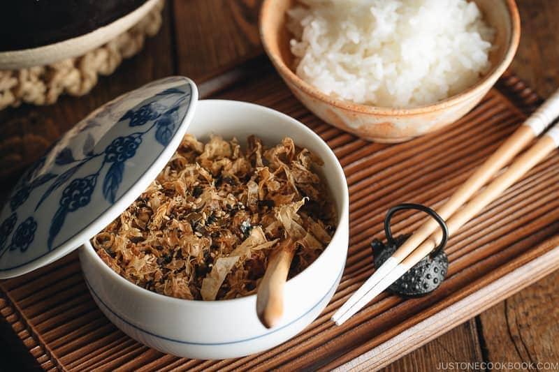 Homemade Furikake Japanese Rice Seasoning Just One Cookbook