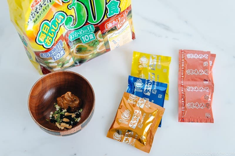 Instant Miso Soup by Hikari Miso