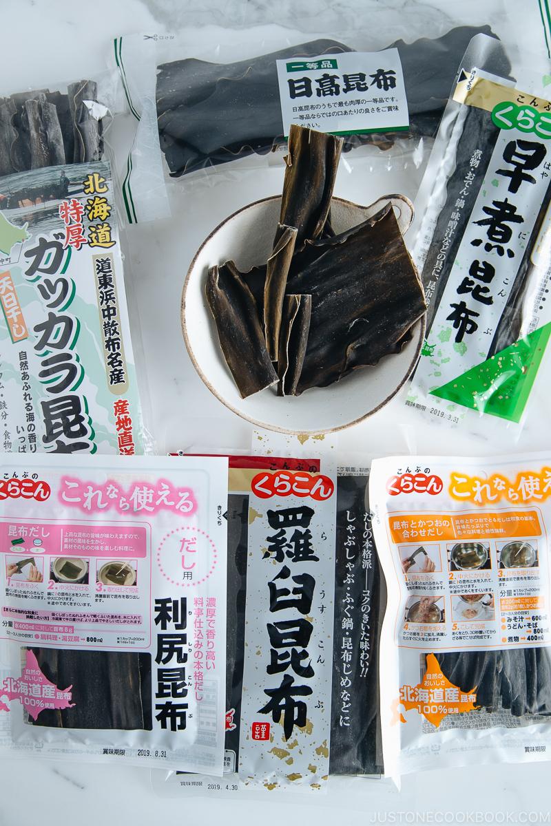 Kombu (Kelp) | Easy Japanese Recipes at JustOneCookbook.com