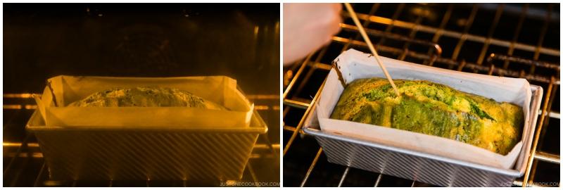 Matcha Marble Pound Cake 18