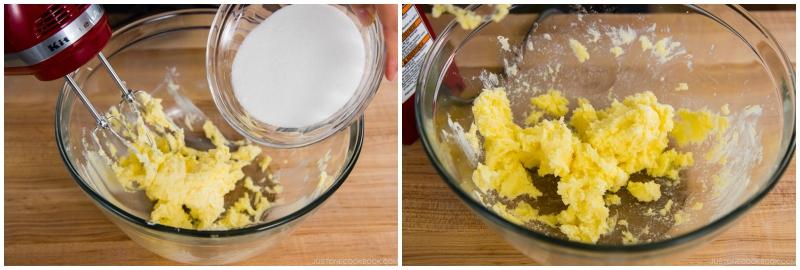 Matcha Marble Pound Cake 3