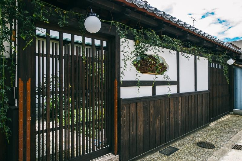 Naramachi Machiya building - Nara Guide: Things to do in Nara | www.justonecookbook.com