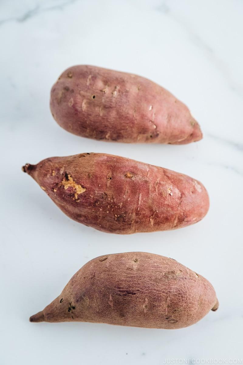Japanese Sweet Potato • Just One Cookbook