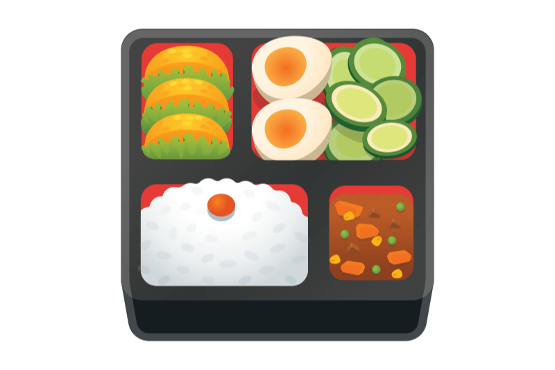 Bento Emoji | Easy Japanese Recipes at JustOneCookbook.comBento Emoji | Easy Japanese Recipes at JustOneCookbook.com
