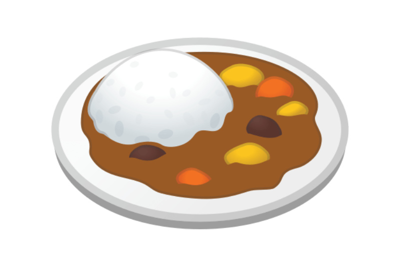 Curry Rice Emoji | Easy Japanese Recipes at JustOneCookbook.com