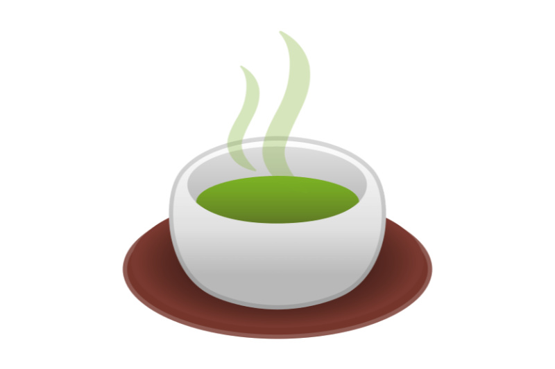 Matcha Green Tea Emoji | Easy Japanese Recipes at JustOneCookbook.com