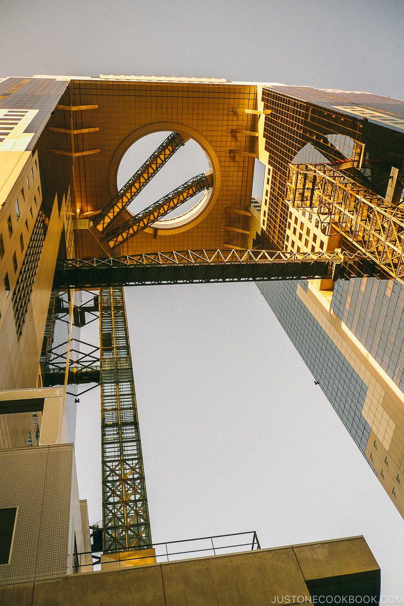 Umeda Sky Building - Osaka Guide: Umeda | www.justonecookbook.com