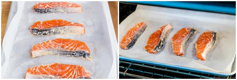 Salmon Kasuzuke 6