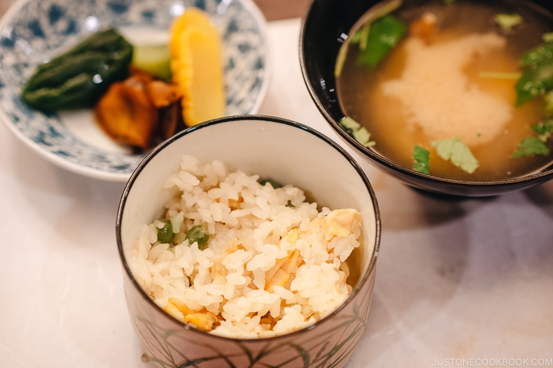 Oshokuji 御食事 - Kaiseki Ryori: The Art of the Japanese Refined Multi-course Meal | www.justonecookbook.com