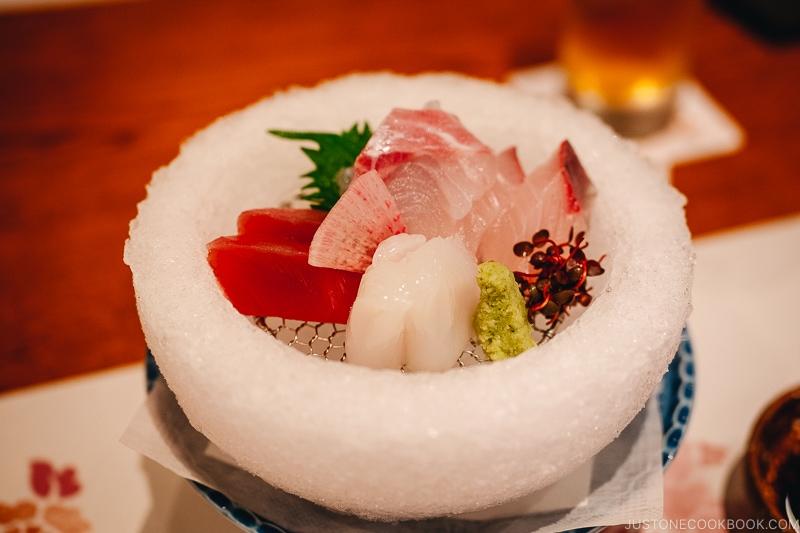 Mukozuke 向付 - Kaiseki Ryori: The Art of the Japanese Refined Multi-course Meal | www.justonecookbook.com