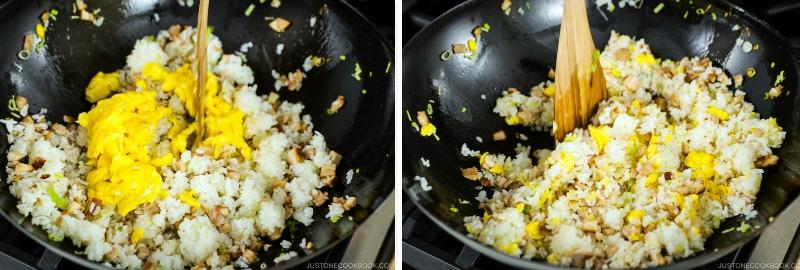 Chashu Fried Rice 10