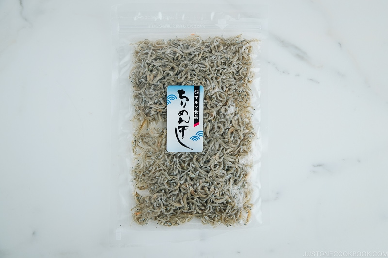 Chirimenjako (Dried Baby Sardine) | Easy Japanese Recipes at JustOneCookbook.com