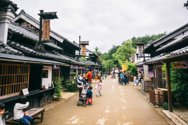 Edo Wonderland - Nikko Travel Guide : Edo Wonderland Nikko Edomura | www.justonecookbook.com