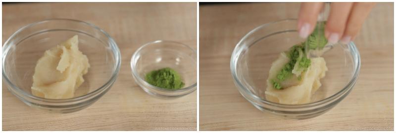 Green Tea Mochi 1