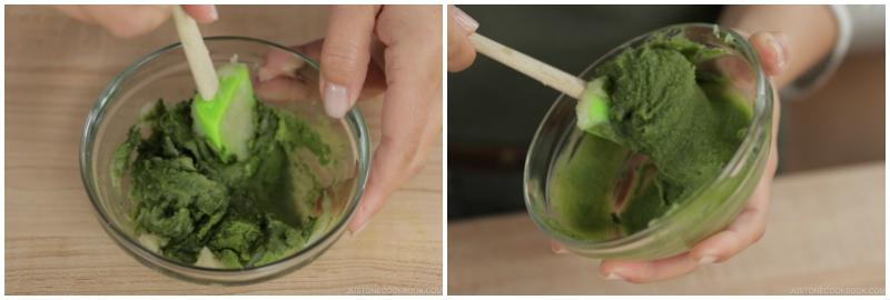 Green Tea Mochi 2
