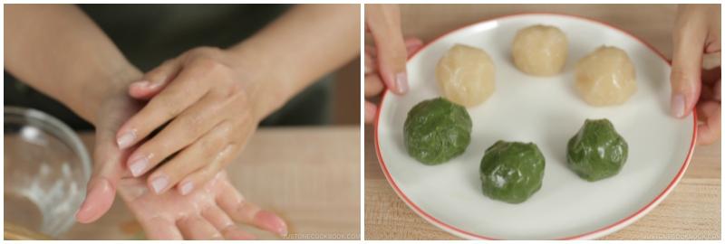 Green Tea Mochi 9