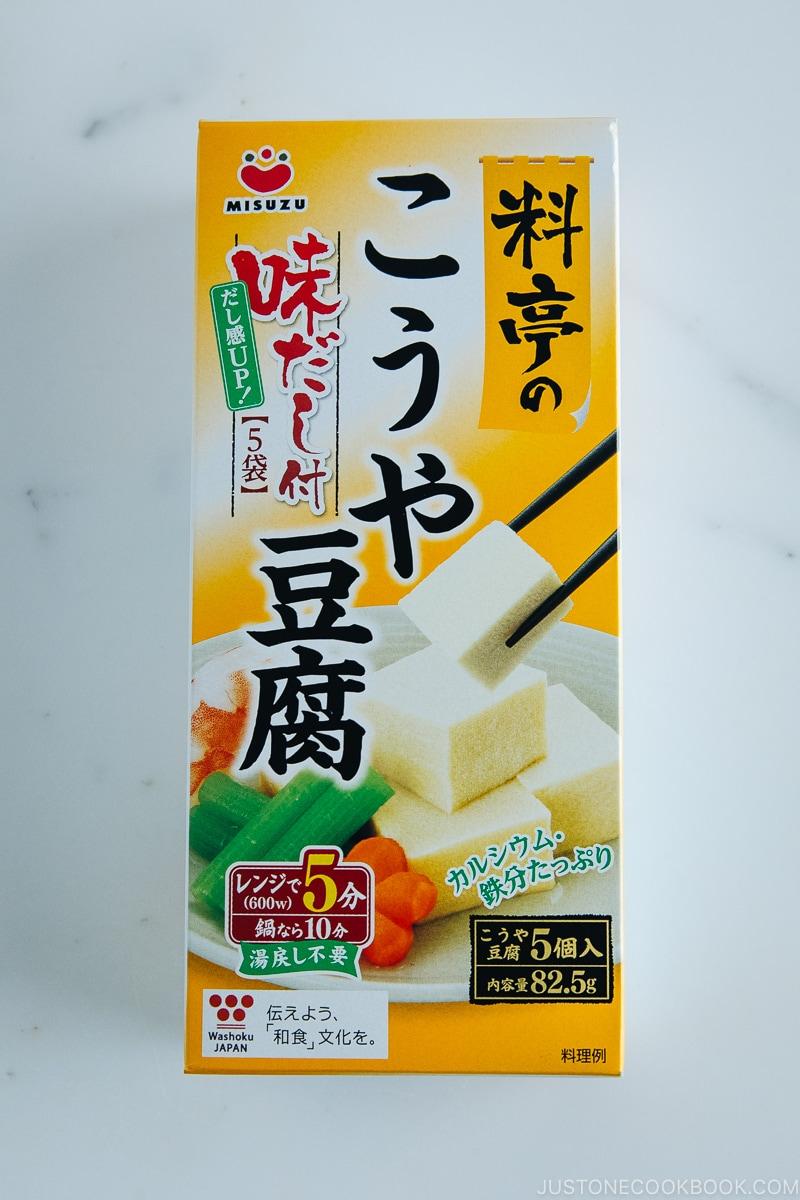 Koyadofu | Easy Japanese recipes at JustOneCookbook.com