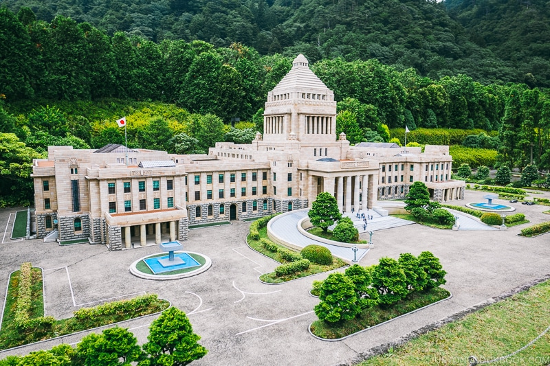 National Diet Building - Nikko Travel Guide : Tobu World Square | www.justonecookbook.com