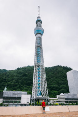 Tokyo Skytree - Nikko Travel Guide : Tobu World Square | www.justonecookbook.com