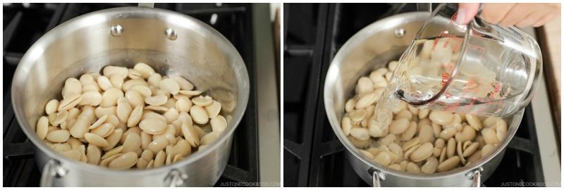 White Bean Paste 5