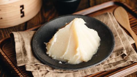 White Bean Paste (Shiroan) 白あん