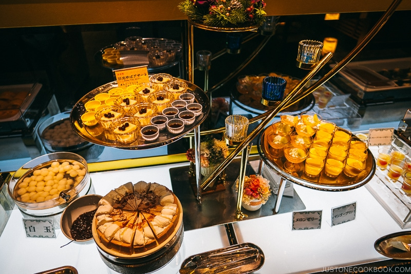 dessert bart - Nikko Travel Guide : Kinugawa Onsen | www.justonecookbook.com