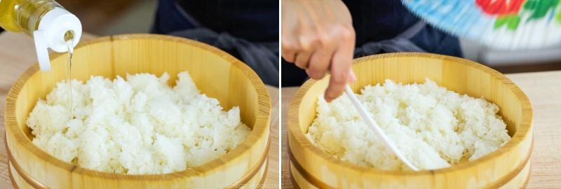 Mackerel Pressed Sushi 6