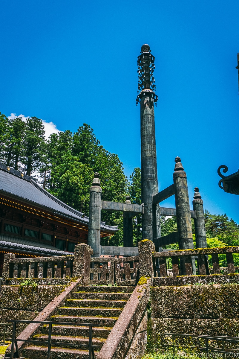 Sourinto 相輪塔 Nikkozan Rinnoji Temple - Places to Visit and Things to do in Nikko | www.justonecookbook.com