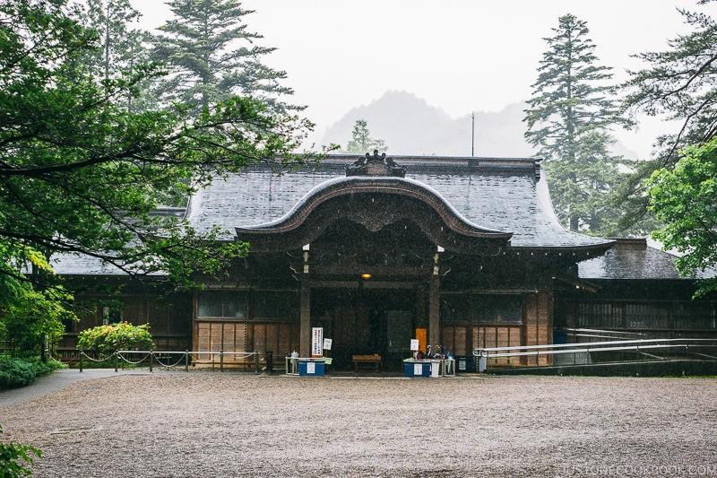 Nikko Tamozawa Imperial Villa Memorial Park 日光田母沢御用邸記念公園 - Places to Visit and Things to do in Nikko | www.justonecookbook.com