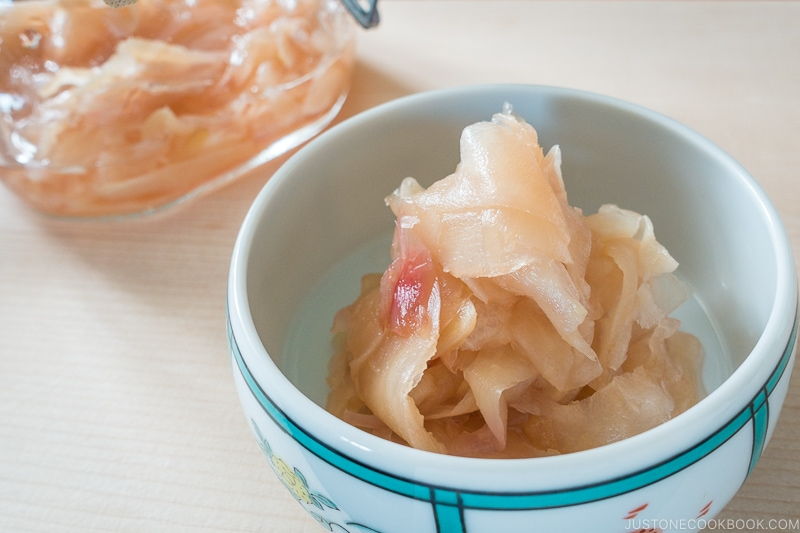 Pickled Ginger | Easy Japanese Recipes at JustOneCookbook.com