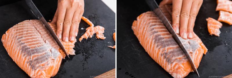 Salmon Nanbanzuke 7