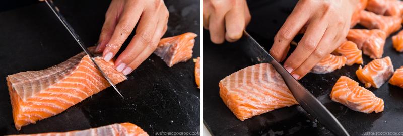 Salmon Nanbanzuke 8