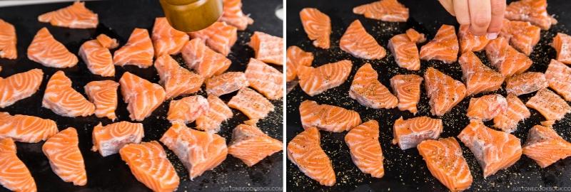 Salmon Nanbanzuke 9