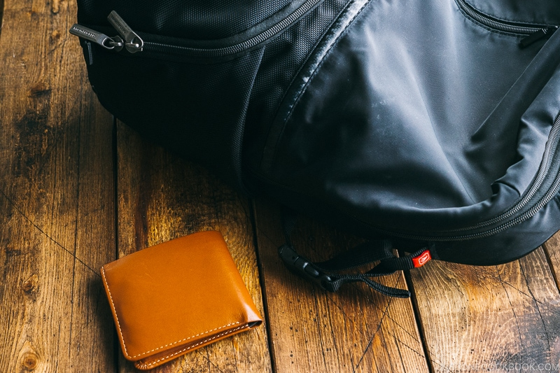 What to Do When You Lost Wallet in Japan