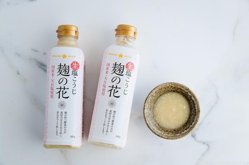Hikari Miso Shio Koji | Easy Japanese Recipes at JustOneCookbook.com